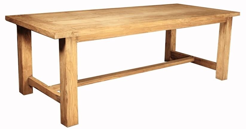 Zelf een kloostertafel maken kijk hier for Zelf tafel maken